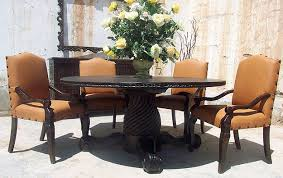 Southwest Dining Room Furniture Old World Style Dining Sets Tables Chairs Buffets
