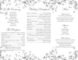 how to create wedding programs 167 best k z wedding print ideas images on wedding