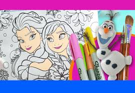 disney frozen color u0027 style fashion purse activity coloring elsa