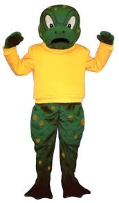 Toad Halloween Costume Fun U0027n Folly Frog Turtle Mascot Costumes