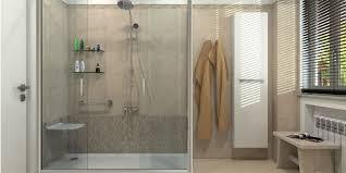 trasformare una doccia in vasca da bagno trasformazione da vasca a doccia large fai da te leroy merlin