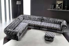 Microfiber Contemporary Sofa Large L Shaped Sectional Sofas Leather Sectionals Designer Best