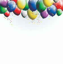 free balloons festival balloons background set 03 vector designs