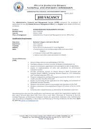 job vacancy national anti poverty commission