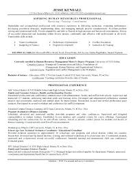 human resources curriculum vitae template sample resume job objectives free doc financial analyst resume