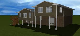 Bedroom Additions 3d Tri Level Home Addition Design Steve Way Builders Llc