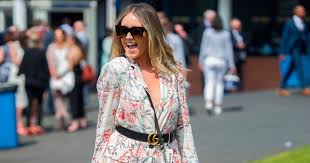 jumpsuits no hurdle for chester races ladies day daily post