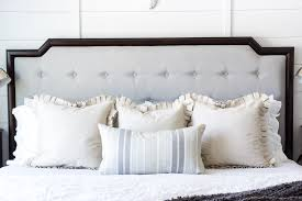 Paint A Headboard by Beginner U0027s Guide To Painting Upholstery Bless U0027er House
