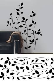 Stick On Wall Breezy Branches Self Stick Home Wall Art Sale