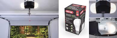 garage opener light bulb genie led garage door opener light bulb 60 watt 800 lumens my garage