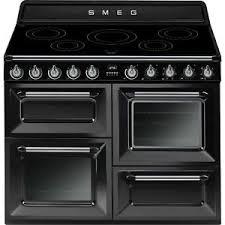 cucine piani cottura smeg tr4110ibl cucina piano cottura ad induzione 5 zone