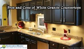 kitchen cabinets with granite top india pros and cons of white granite countertops