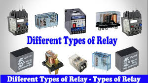 electrical relay and solid state relays for switching automotive