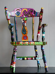 Colorful Furniture by Omg I Am Doing This It Looks Like Vera Bradley Whimsical
