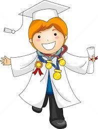 graduation medals kid graduation awards vector illustration lenm 822335