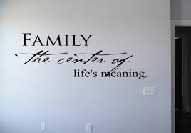 Family Room Decals Trading Phrases - Family room meaning
