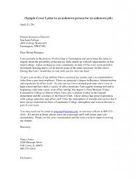 Unusual Cover Letters Unusual How To Address A Cover Letter Without Contact 11 This Is
