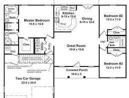 Home Floor Plans 1500 Square Feet Tips To Plan Simple House Design With Floor Plan Under 1500 Square