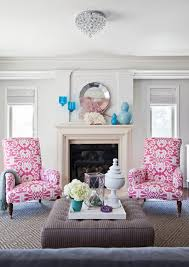 Arm Chair White Design Ideas Modern Living Room Interior Design Ideas Chic White Pink Blue
