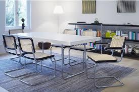 marcel breuer dining table marcel breuer dining chair dining room ideas