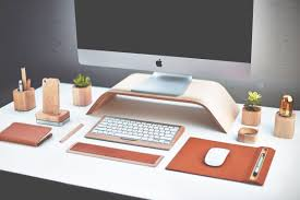 modern desk accessories and organizers desktop accessories chic desk decorating