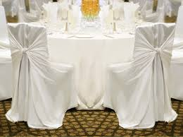 chair covers for cheap awesome white satin universal pillow self tie chair covers