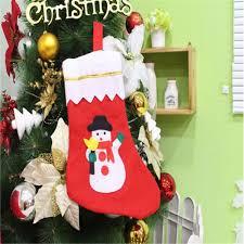 online shop panda christmas cartoon sticker stockings christmas