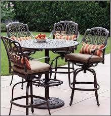 Wrought Iron Patio Chairs Costco Patio Astounding Patio Bar Sets Clearance Outdoor Dining Chair