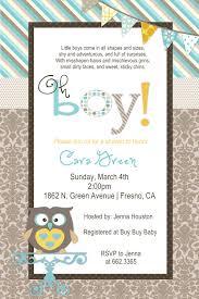 Baby Shower Invitation Cards U2013 Owl Baby Shower Invitation Free Printable Invitation Design