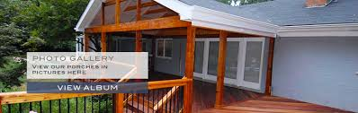 Backyard Decks Images by Outdoor Living Inc St Louis Decking Fences Pergolas Porches