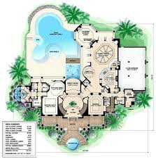 luxury house plans with pools luxury mansion house plans contemporary luxury homes plan design
