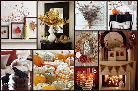 easy home decorating ideas with easy diy thanksgiving decor ideas