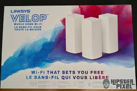 linksys velop mesh network review