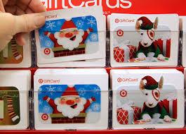 gift card companies gift cards how companies like target treat them like money