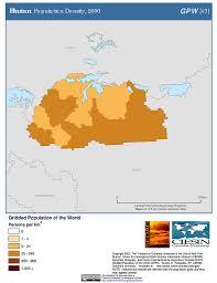 Australia Population Map Maps Population Density Grid V3 Sedac