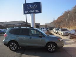 subaru forester 2017 quartz blue subaru used car deals in massachusetts boston used cars on sale