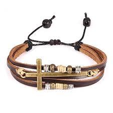 bracelet with cross images Cross bracelet jpg