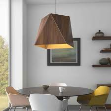 Wood Pendant Light Fixture Cerno Modern Wood Pendant Lighting Design Necessities Lighting
