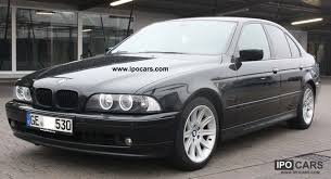 bmw 2002 horsepower 2002 bmw 530i car photo and specs