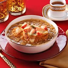 Italian Soup by Italian Style Onion Soup Recipe Taste Of Home