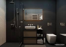 and black bathroom ideas bathrooms design interior designs for bathrooms decobizz