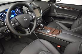 maserati ghibli interior 2017 maserati ghibli s q4 stock w398 for sale near westport ct