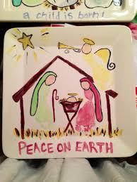 footprint nativity by kately pinterest fun pinterest