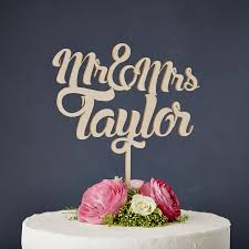 download personalised wedding cake toppers wedding corners