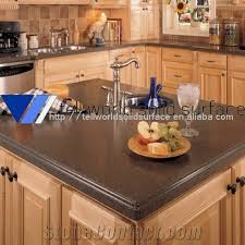 Solid Surface Kitchen Countertops by Tell World Solid Surface Kitchen Counter Top Tell World Solid