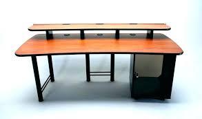 computer desk for 2 monitors dual monitor computer desk desk for dual monitors computer desk for