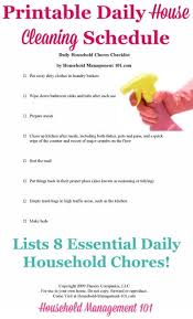 how to keep your house clean daily house cleaning schedule 8 essential daily household chores