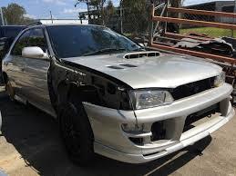 gda subaru 81 99wrx 1999 subaru impreza wrx gf8 gc8 wagon 3p garage