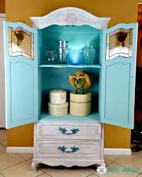 Painted Armoire Furniture The Coastal Armoire