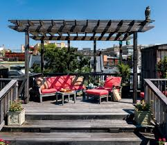 Pictures Of Deck Roofs by Building A Roof Deck In Dc Read This First Washingtonian